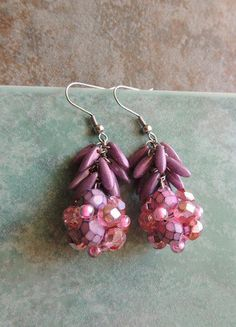 Kupuj mé předměty na #vinted http://www.vinted.cz/doplnky/nausnice/15664214-nausnice-nez-rozkvetou-seriky