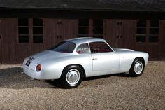 Lancia Flaminia Sport Zagato 2.5 | Duncan Hamilton