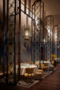 Dynasty Restaurant, Hong Kong | Hospitality furniture #hospitalityprojects #leadinghotels #exclusiveresorts See more inspiration: http://www.brabbu.com/en/inspiration-and-ideas/category/world-travel/restaurant-bar