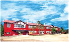 雨煙別小学校 コカ・コーラ環境ハウス、夕張 、Hokkaido