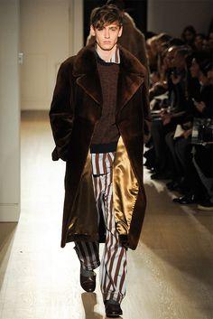 #Menswear #Trends Dunhill Fall Winter 2015 Otoño Invierno #Tendencias #Moda Hombre   F.Y.
