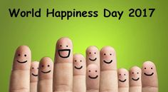 New York: March 20 has been established as the annual International Day of Happiness and all 193 United Nations member states have adopted a resolution calling for happiness to be given greater priority. This campaign is a global celebration to mark the United Nations International Day of...