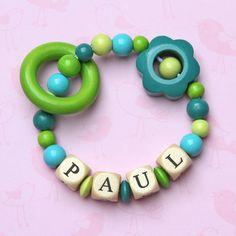 "Greifling ""Paul"" von Wunschschnullerkette.de"