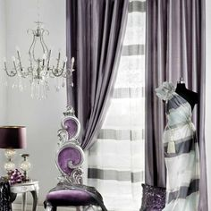 Cozy Modern Curtain Ideas for Living Room : Modern Living Room Curtains