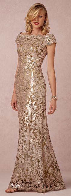 The prettiest 'Mother-of-the-bride,' dress!