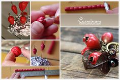 Photo tutorial for these beads