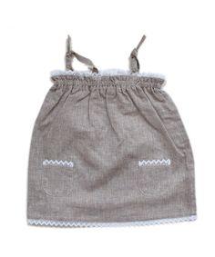 Grey Paloma Dress - Infant & Toddler by Le Petit Bird on #zulilyUK today!