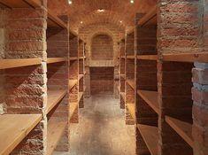 My perfect Wine Cellar // Just add wine. #WineCellar