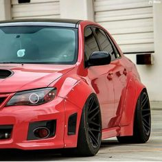 339 Best RED WRX's images in 2019 | Wrx sti, Rolling carts