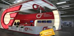 small exhibition booth design - Google Search