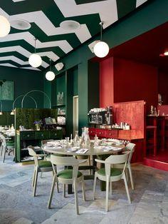 Gravity Home: Bar Central Stockholm