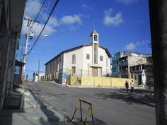 Igreja de Nossa Senhora da Piedade-Massaranduba-Salvador-Bahia-Brasil