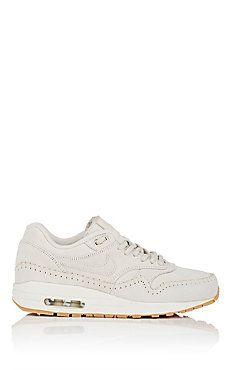 low priced 8134e ba7fa Air Max 1 Premium Suede Sneakers Suede Sneakers, Air Max 1, Ss 2017,