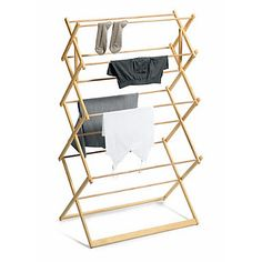 wooden-clothes-airer-dryer