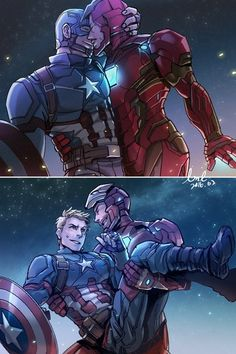 2016 Stony cooperate with my friend by evilwinnie Stony Avengers, Superfamily Avengers, Stony Superfamily, Spideypool, Marvel Avengers, Iron Man, Marvel Films, Marvel Dc Comics, Batman Y Superman