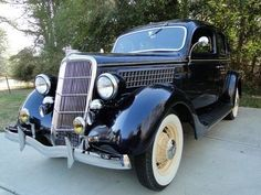 1935 Ford Deluxe Maintenance of old vehicles: the material for new cogs/casters/gears/pads could be cast polyamide which I (Cast polyamide) can produce