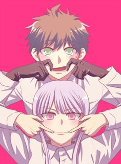 Hello People! Danganronpa - Naegiri ♡