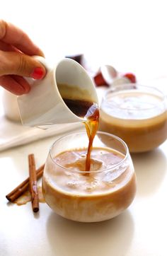 Brown Rice Horchata - Horchata de arroz is a deliciously refreshing ...