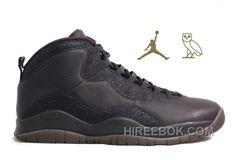 "pick up d0c1a 3b119 Mens Air Jordan 10 Retro ""OVO"" For Sale Discount M74Ad3, Price   96.00 -  Reebok Shoes,Reebok Classic,Reebok Mens Shoes"