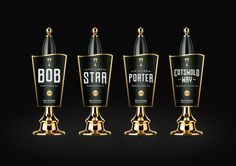 Wickwar - Pump Clips | Design by Halo