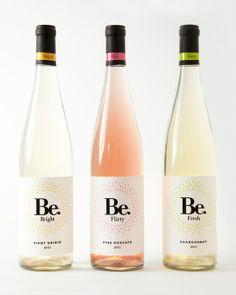 Advertising ART & DESIGN - Be. Wine