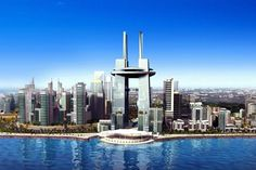 Dubai, appartamento sull'isola Reem