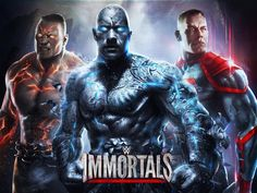 Take your favorite WWE Superstars – WWE Immortals Cheats – Unlimited Credits/Stamma/Materials-All Characters