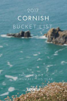 Cornish Bucket List for 2017