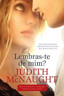 Pérolas para a Alma: Em destaque - Lembras-te de mim? - Judith McNaught...
