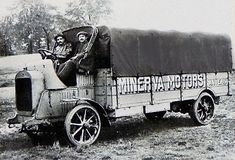 Minerva Motors Anvers (Camion Minerva de 1913)