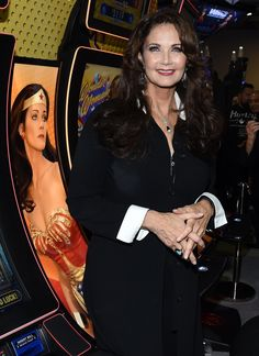 """SAN ANTONIO — A real super-heroine flies into San Antonio to inspire some truly wondrous young minds. """"Wonder Woman"""" star Lynda Carter will keynote ¡Adelante!'s 2014 Awards Gala Monday night at the..."""