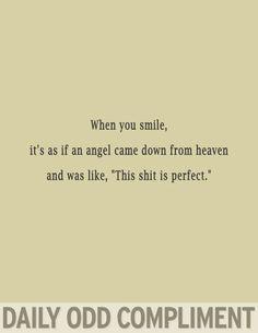 """Perfect Smile"""