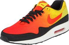 Nike Cortez Classic Nylon Safety Orange