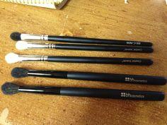 mac blending brush 224. bh cosmetics- blending brush (just as good mac #224 $31.00) price mac 224