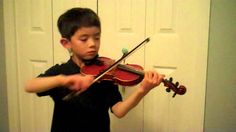 Suzuki Violin Book 3 Gavotte in D Major by JS Bach; practice. We've been struggling with polishing this piece: tone, pressure, bowing, style, etc. Maybe he is still trying to adjust to the 1/8 violin. See more of this young violinist #from_tequilayoung