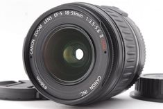 [Near MINT]Canon ZOOM LENS EF-S 18-55mm 1:3.5-5.6 II USM fromJapan#50-1020510371 #Canon