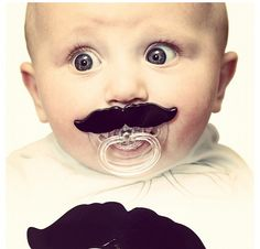 Even babies are participating in Movember!