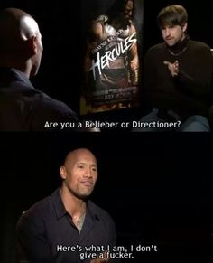 The Rock Knows Whats Up #funny