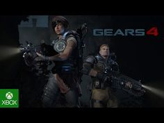Gears of War 4 - E3 2015 Gameplay Preview Horror Gaming