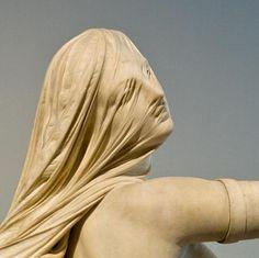 arthistorianmindswirls: Raffaele Monti, The Sleep of Sorrow and the Dream of Joy (detail), 1861. Victoria & amp;  Albert Museum, London.