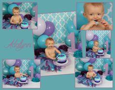 Smash Cake Portraits | One Year Birthday One Year Birthday, Cake Smash, Toddler Bed, Portraits, Photography, Furniture, Home Decor, 1 Year Birthday, Child Bed