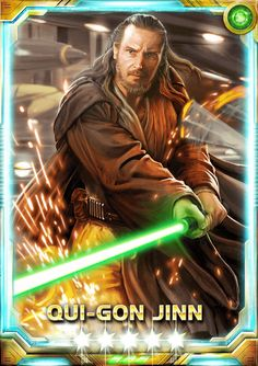 Qui-Gon Jinn [Fated Duelist]