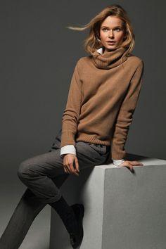 Massimo Dutti Lookbook Diciembre 2012 2