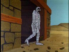 Jonny Quest Villains | Xenorama: MOTW- the living Mummy