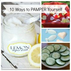Top 10 DIY Pampering Ideas for Mothers Day   Spoonful