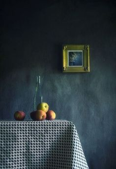 little blue room