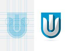 Dribbble - Ui Logo Grid by Nemanja Cubrovic