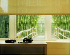 Raamafbeelding Bamboo way