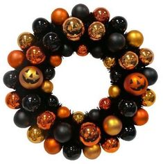 Celebrate Halloween Together Halloween Wreath