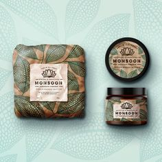 Packaging concept for E.I.B organic soap boutique.